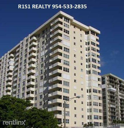 3015 N Ocean Blvd, Ft Lauderdale, FL - $2,200 USD/ month