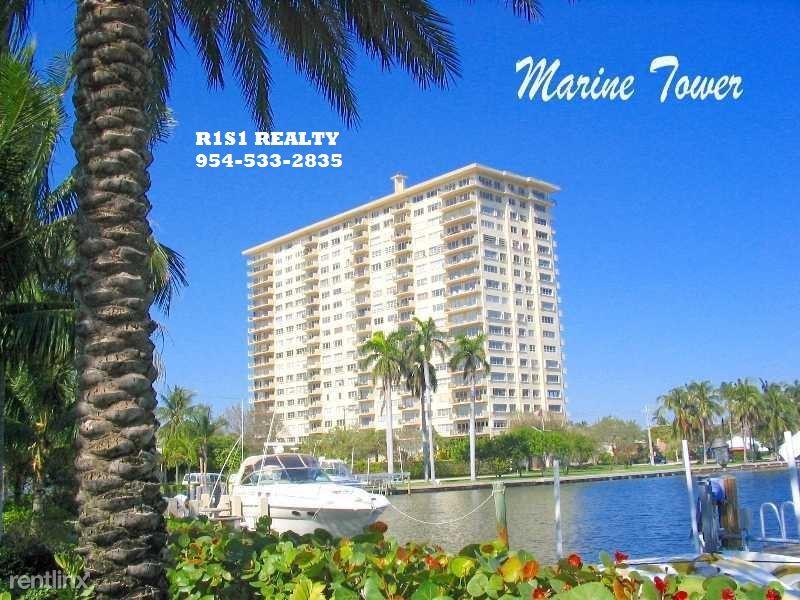 2500 E Las Olas Blvd, Ft Lauderdale, FL - $2,700 USD/ month
