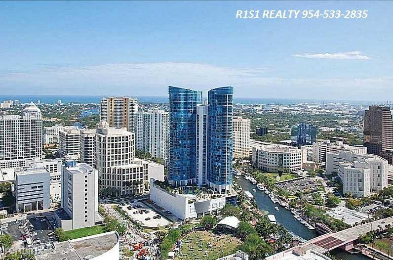 333 Las Olas Way, Ft Lauderdale, FL - $3,600 USD/ month