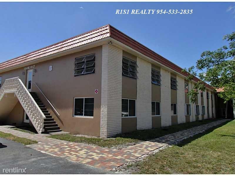 1950 N Andrews Ave, Wilton Manors, FL - $1,525
