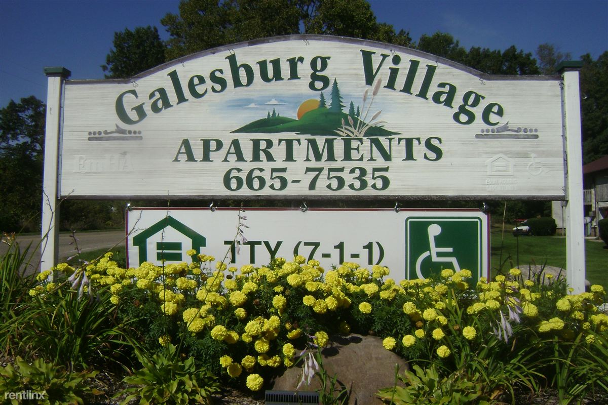 616 N 35th St, Galesburg, MI - 575 USD/ month