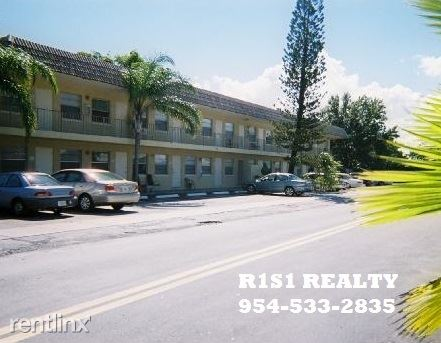 1150 NE 17th Ct, Fort Lauderdale, FL - $1,100