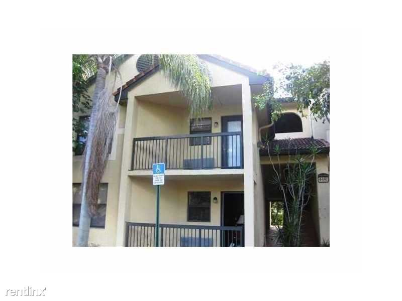 4381 W McNab Rd, Pompano Beach, FL - $1,675