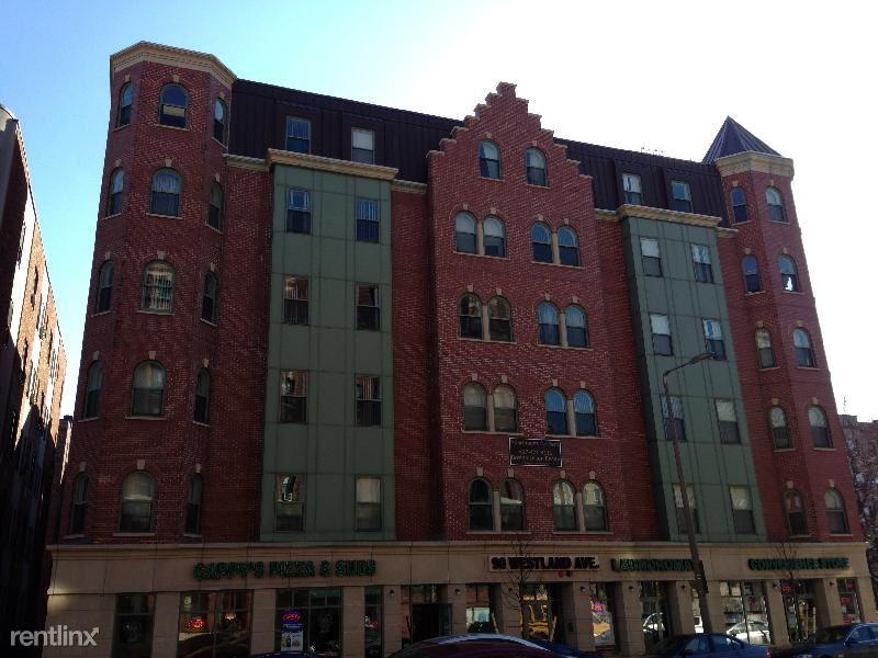 90 Westland Ave, Boston, MA - $2,650