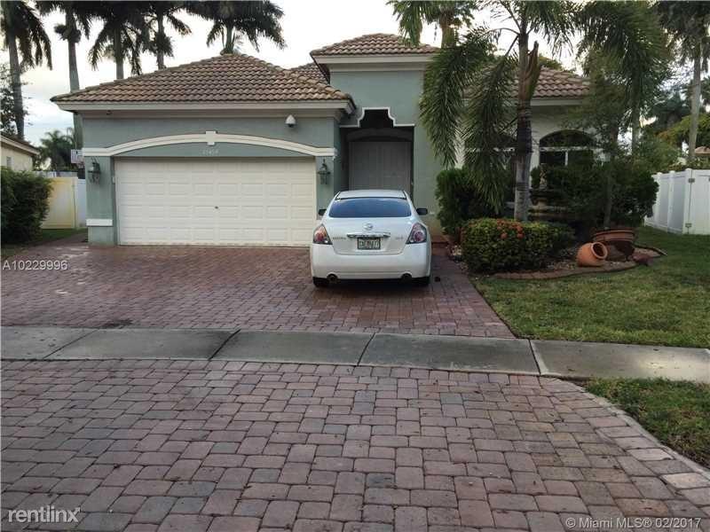 13494 SW 32nd St, Miramar, FL - $2,500