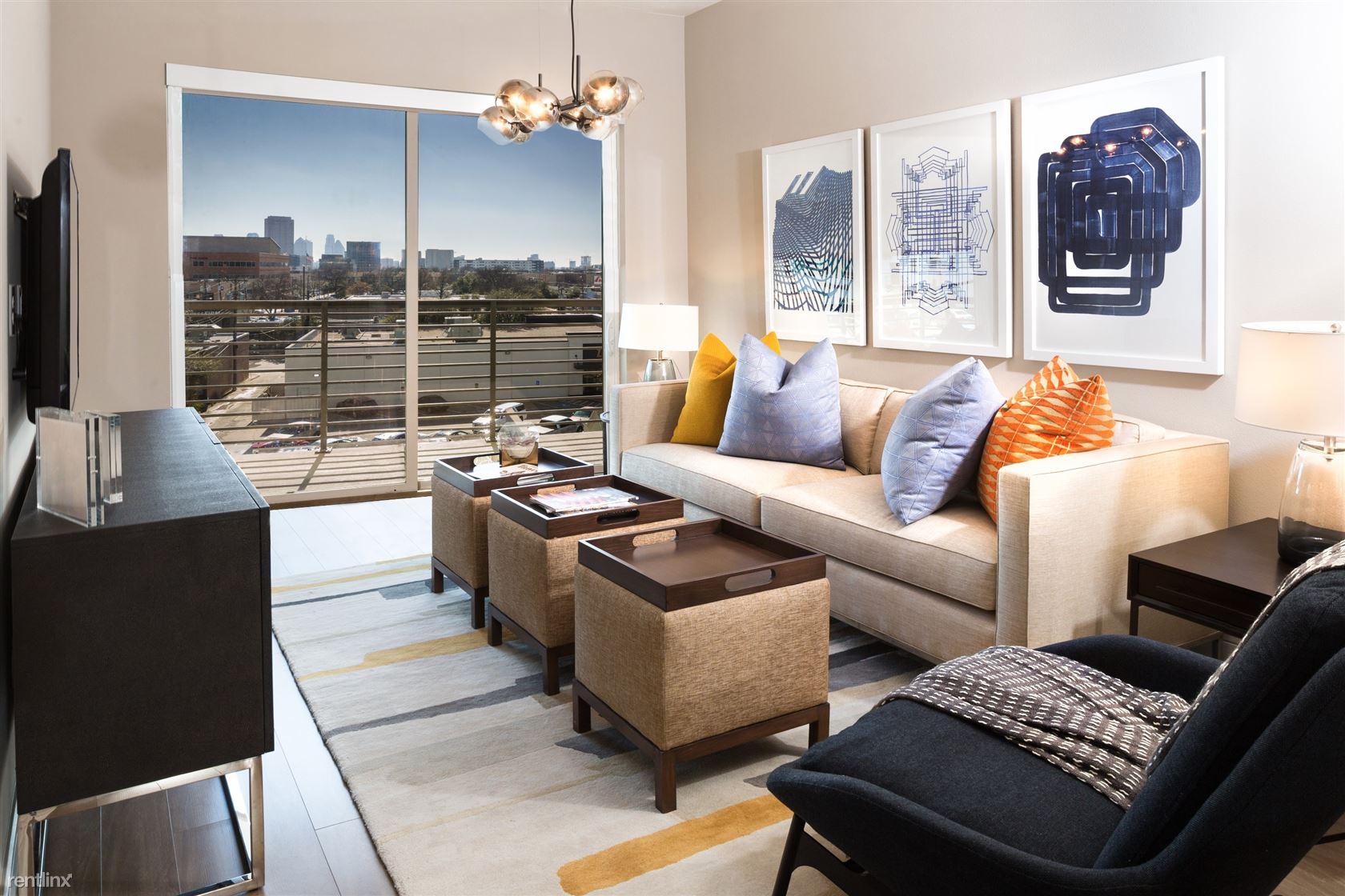 4620 McKinney Ave # B2101, Dallas, TX - $2,600 USD/ month