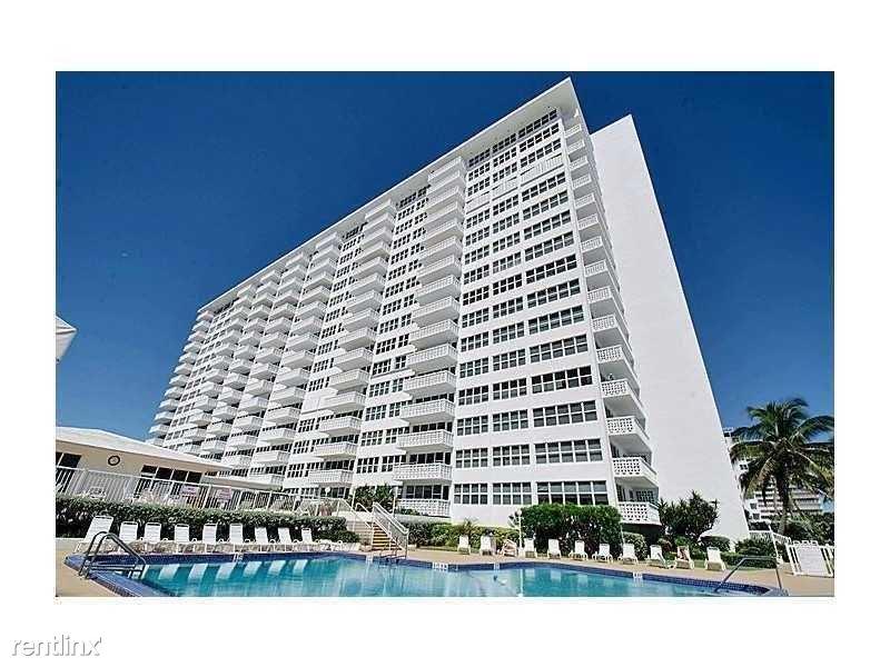 4010 Galt Ocean Dr, Fort Lauderdale, FL - $1,600