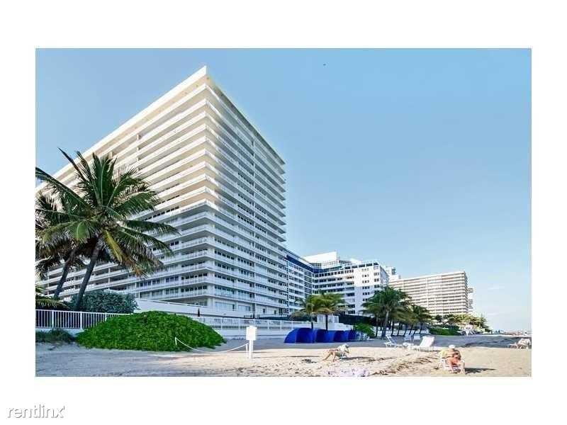 4020 Galt Ocean Dr, Ft Lauderdale, FL - $2,750 USD/ month