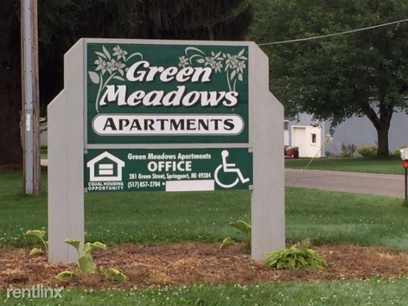 281 Green Street, Springport, MI - Rent Based On Income