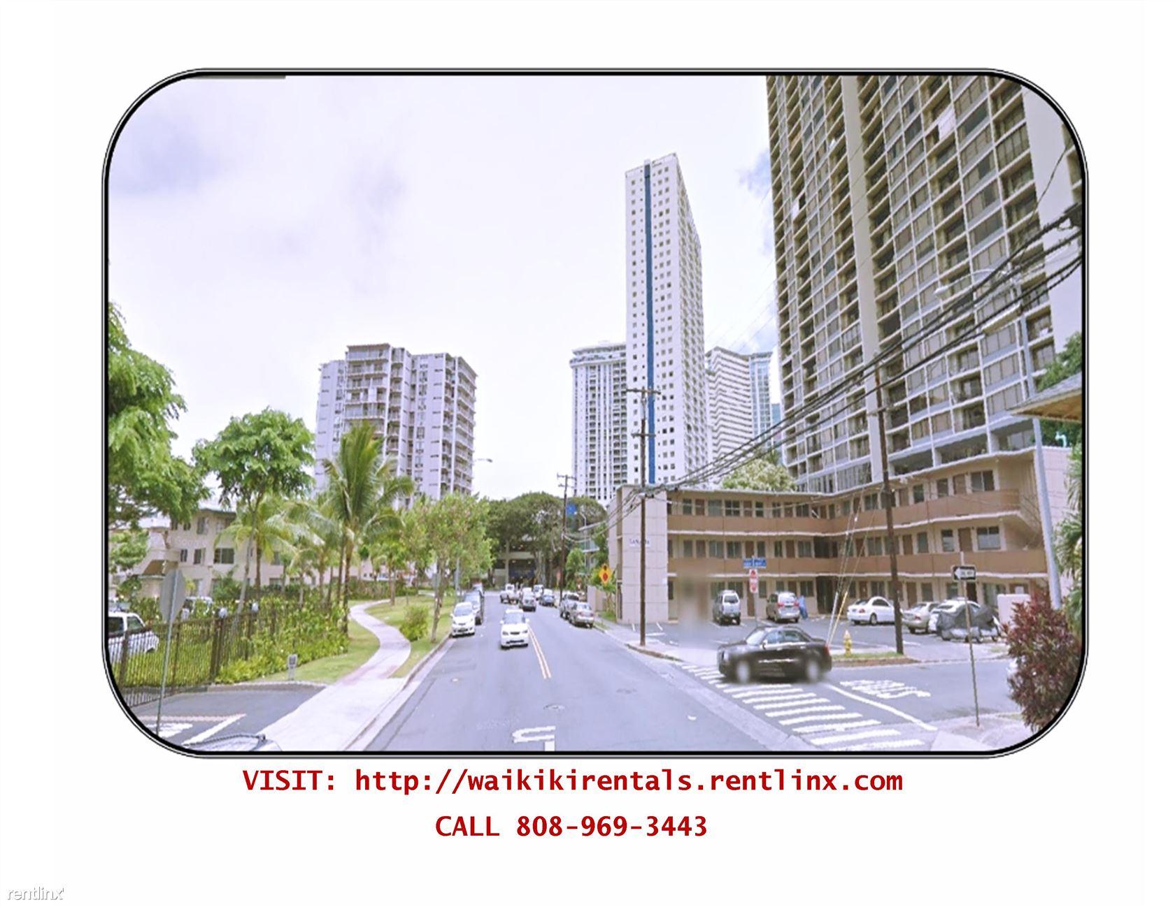369 Hobron Ln, Honolulu, HI - $1,595