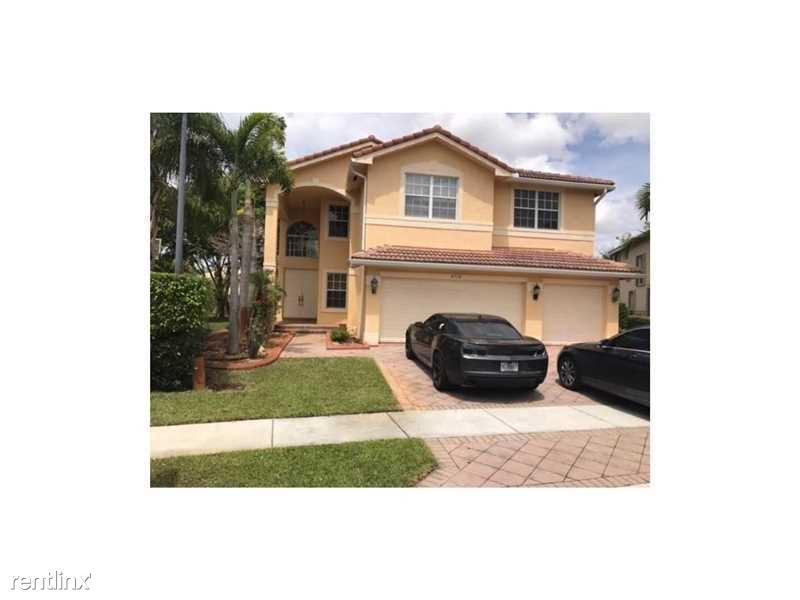 4714 SW 175th Way, Miramar, FL - $3,500