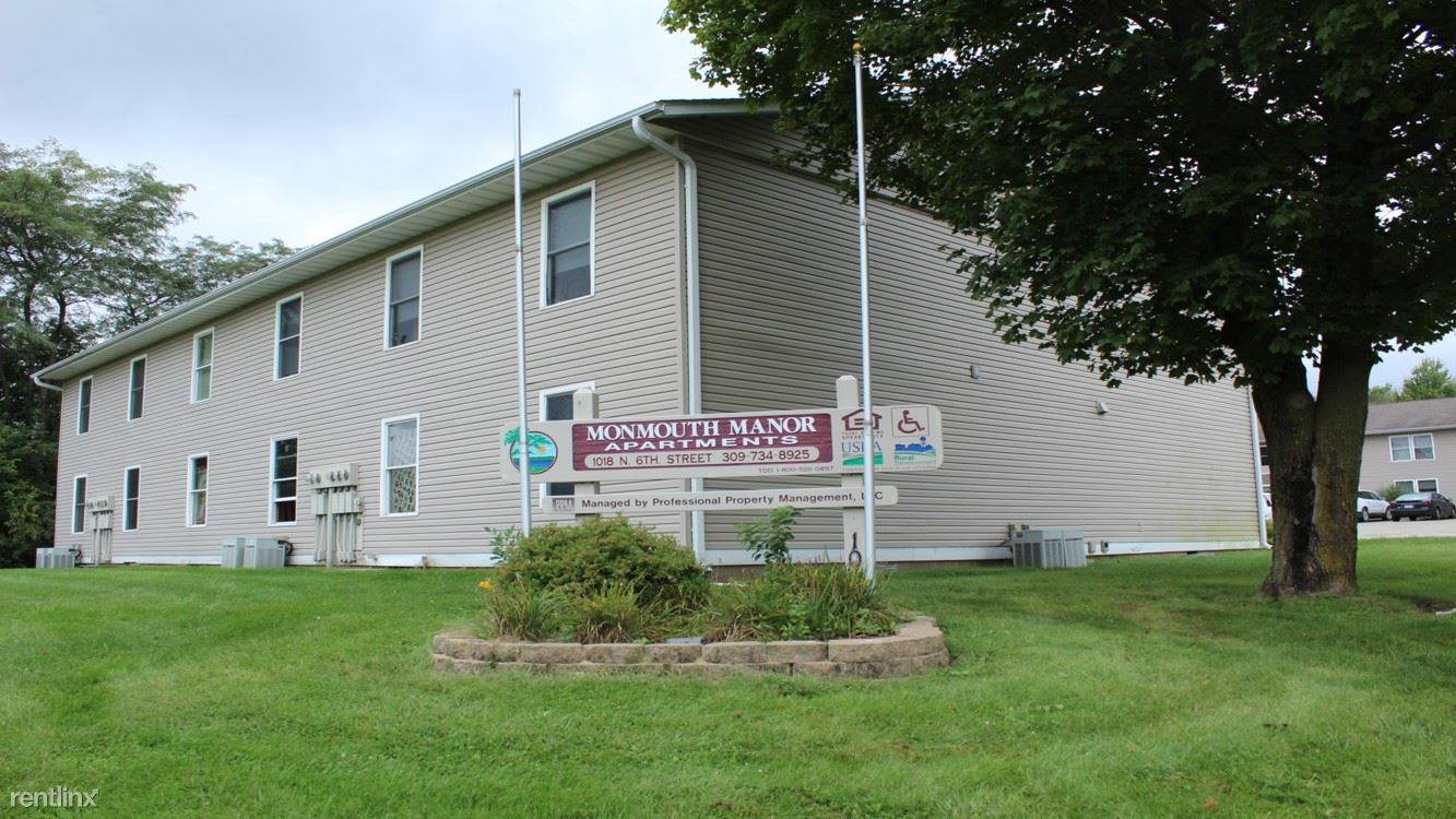 1018 N 6th St Apt D1, Monmouth, IL - $494 USD/ month