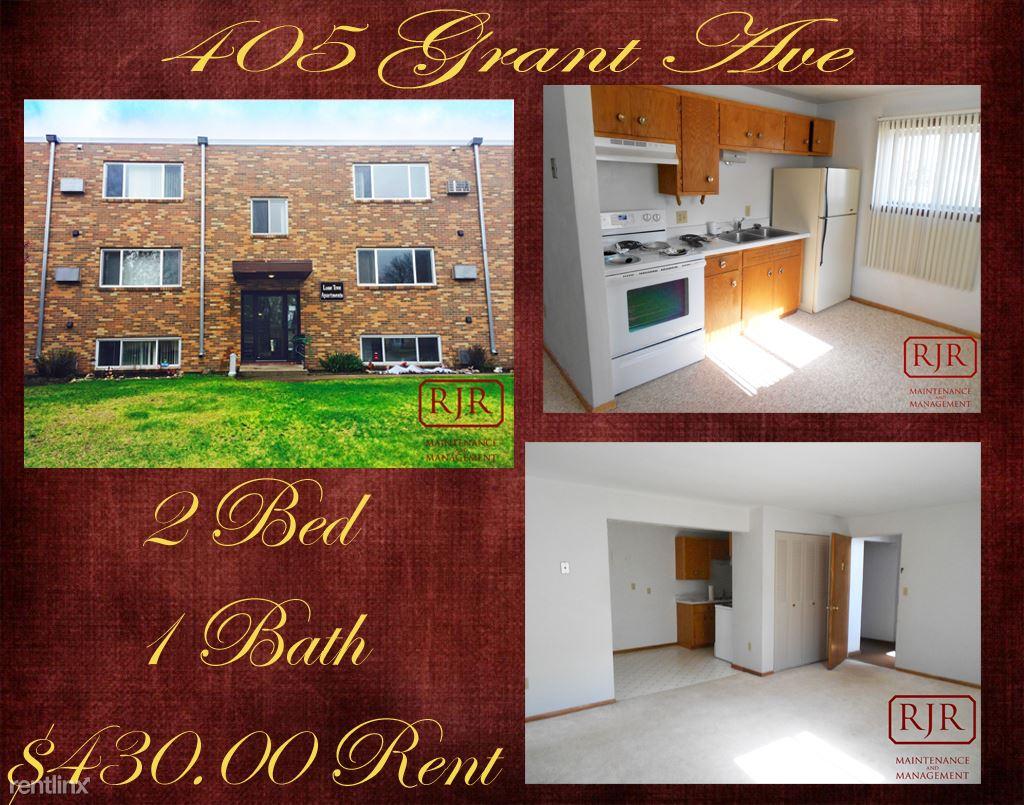 405 Grant Ave, Harvey, ND - $350