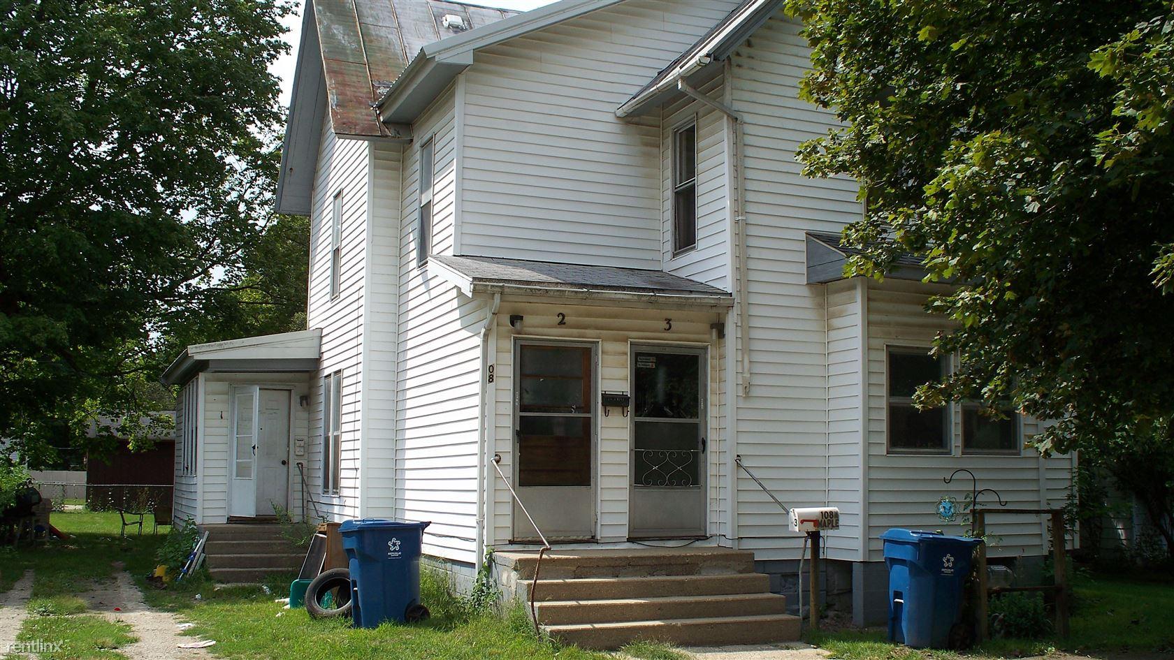 108 N Maple St Apt 1, Hartford, MI - $500 USD/ month