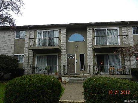3551 W 14 Mile Rd Apt 5, Royal Oak, MI - $1,300