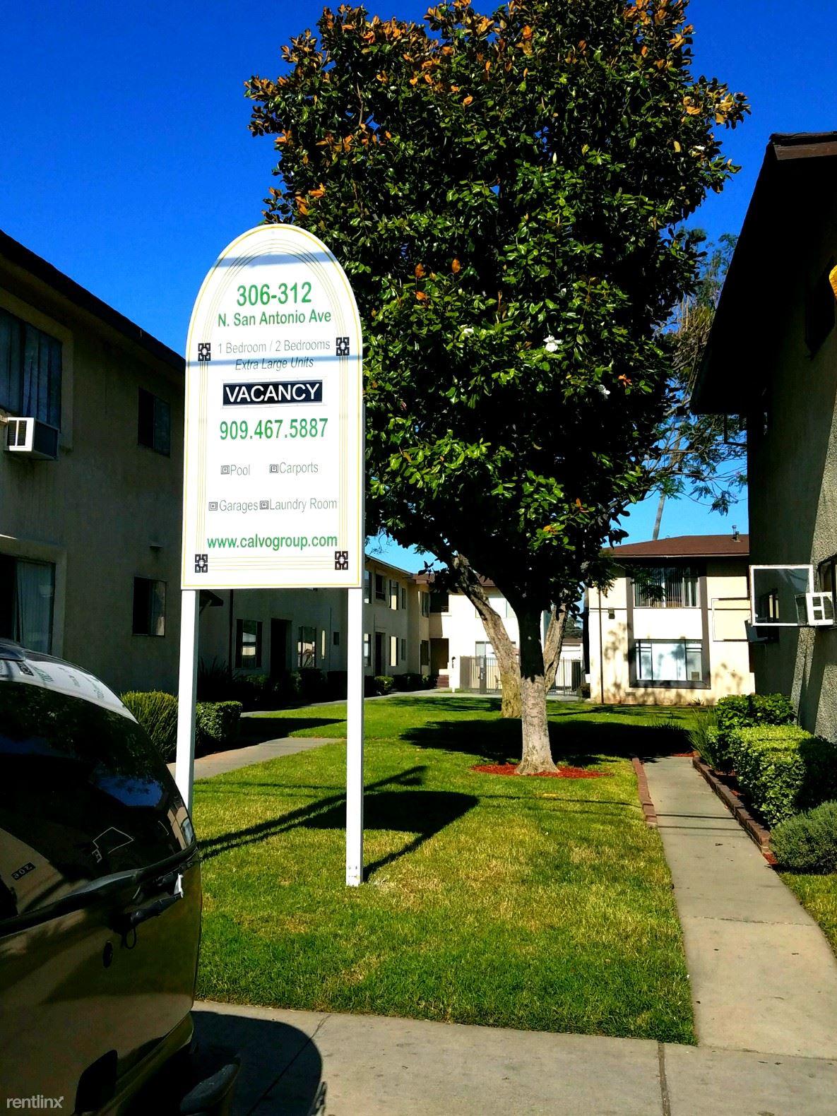 312 N San Antonio Ave, Ontario, CA - $1,375