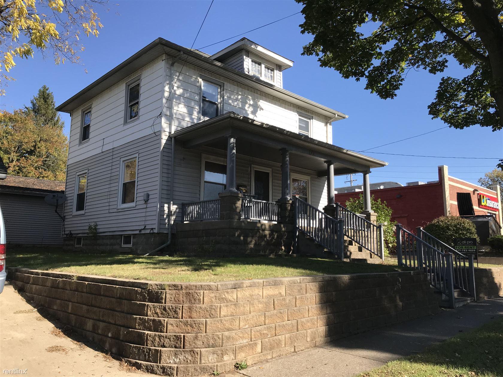 110 W High St, Jackson, MI - $750