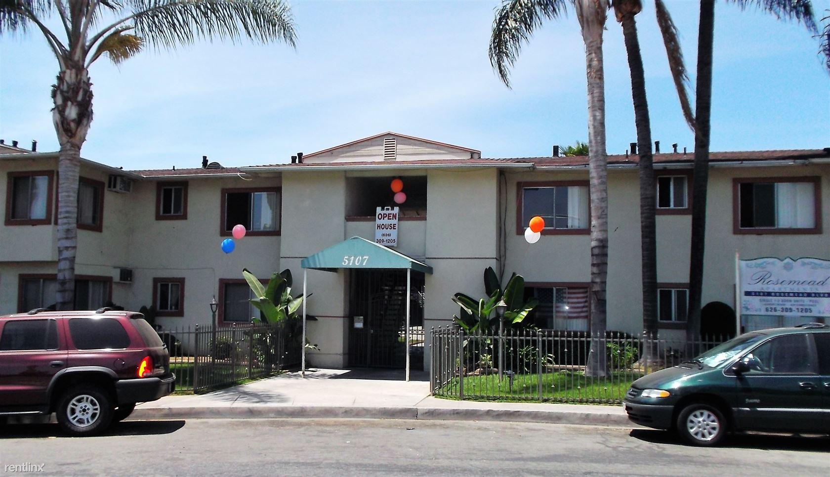 5107 Rosemead Blvd, San Gabriel, CA - $1,550