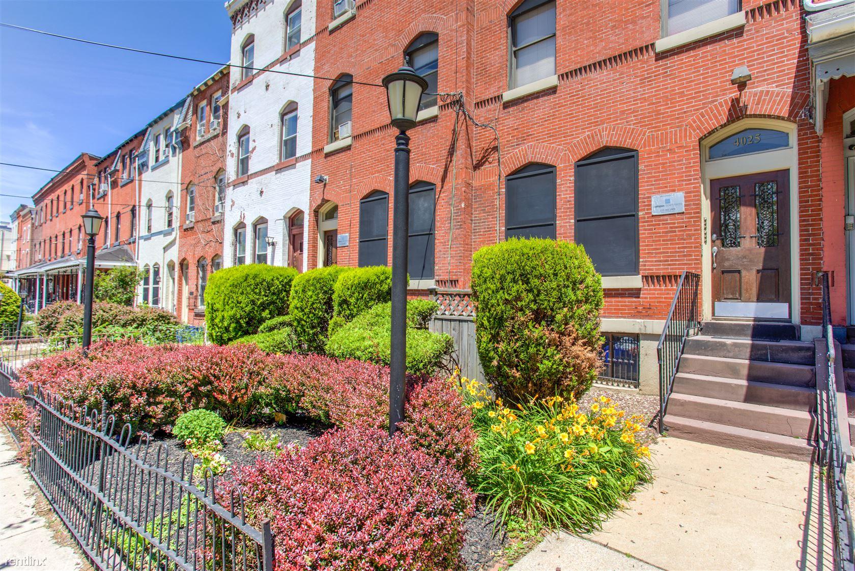 4025 Locust St, Philadelphia, PA - $825