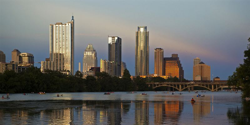 Steps from Barton Creek and Zilker Park - 2124USD / month