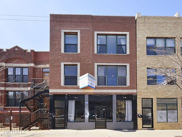 1414 N Western Ave Unit 3, Chicago, IL - $2,600