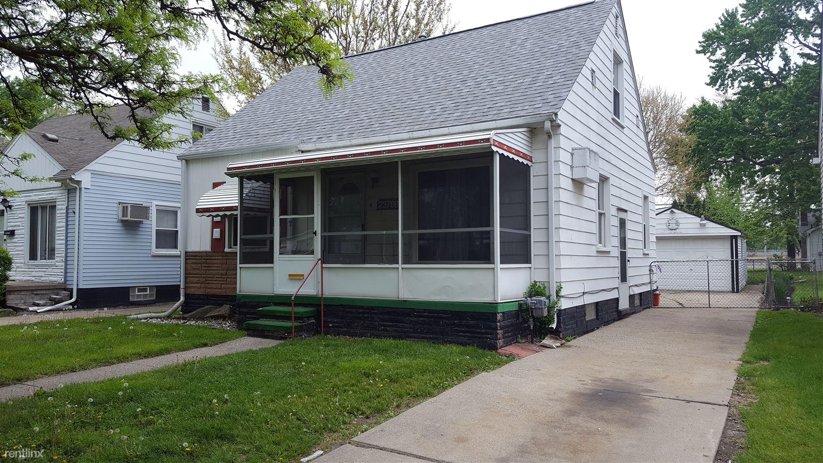 23788 Harding Ave, Hazel Park, MI - $1,200