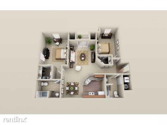 Apartment for Rent in Howell