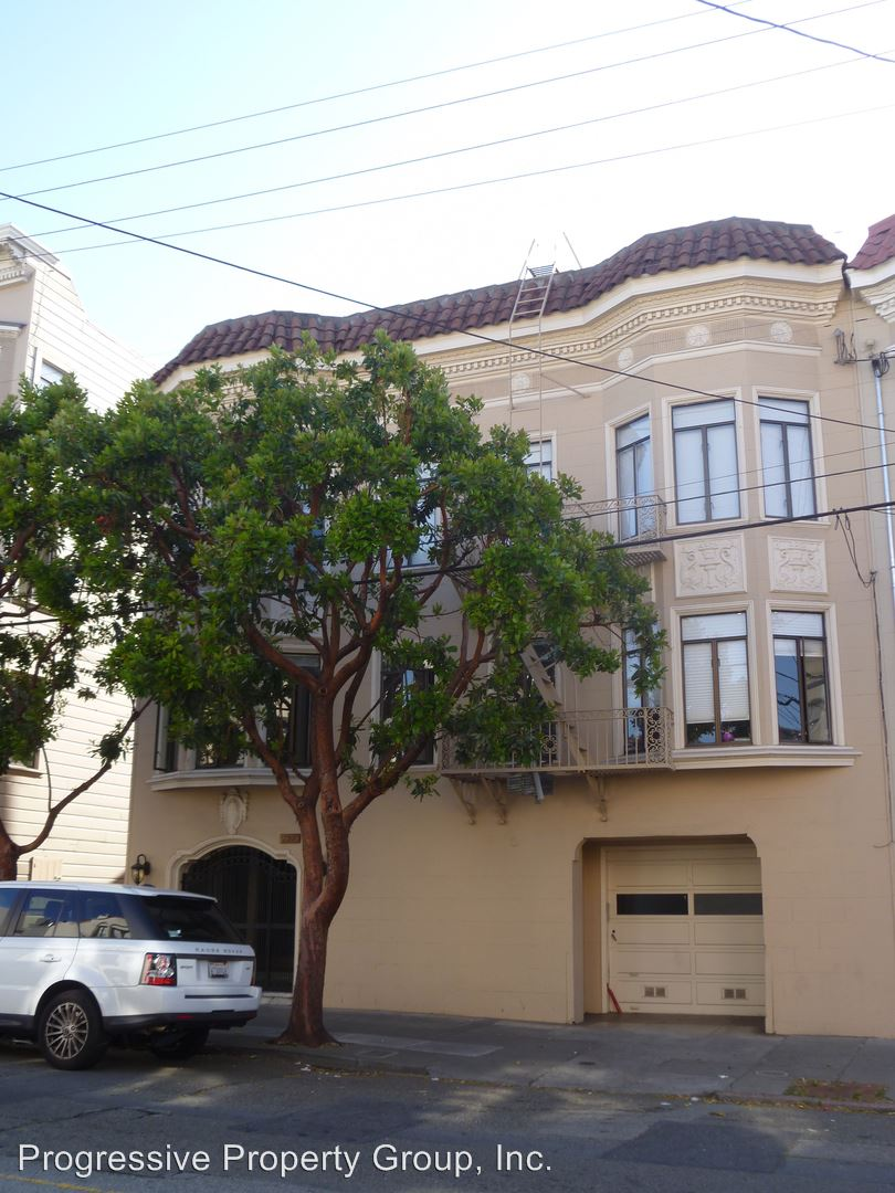 2929 Gough St., San Francisco, CA - $200
