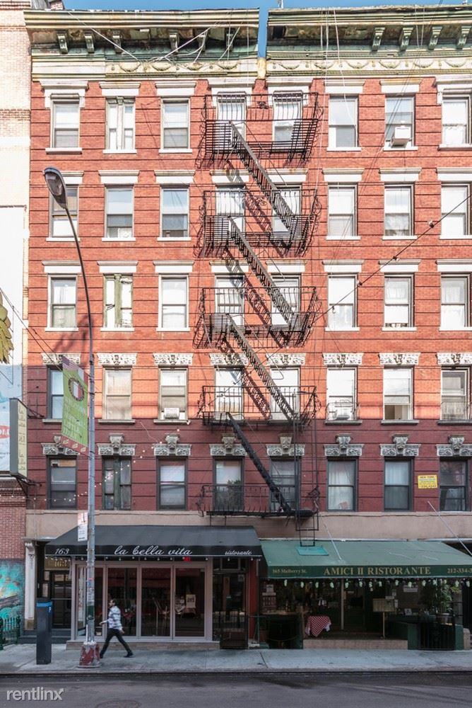 163 Mulberry St, New York, NY - $2,090