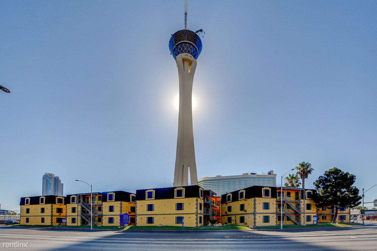 2000 Paradise Rd, Las Vegas, NV - 1,079 USD/ month