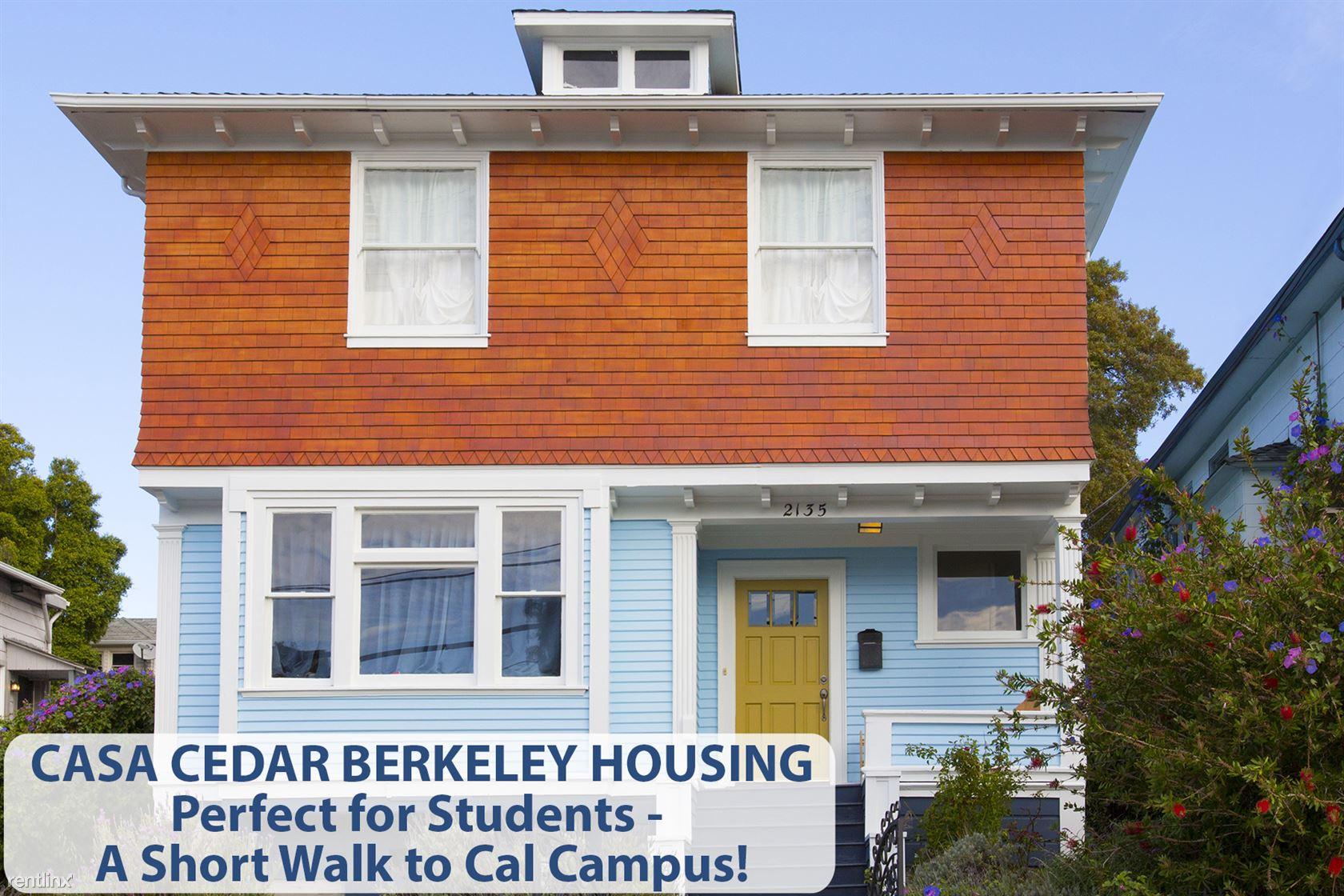 2135 Cedar St, Berkeley, CA - $9,995