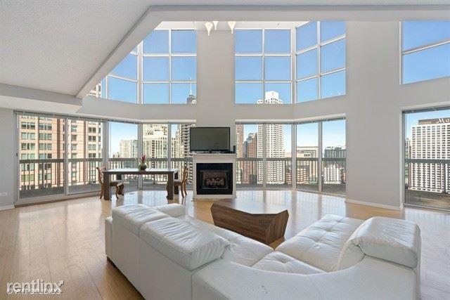 545 North Dearborn Street #3603W, Chicago, IL - $5,595 USD/ month