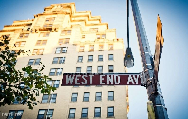 666 West End Ave - 6525USD / month