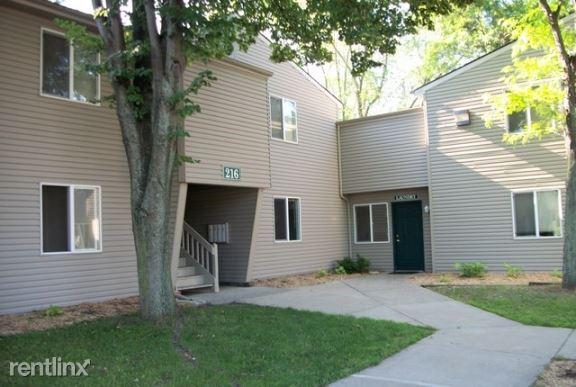 210-220 North East Street, Bellevue, MI - Rent Based On Income