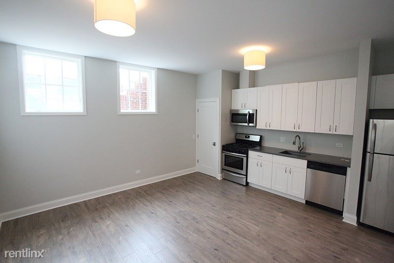 1317 West Huron Street #G - 1600USD / month