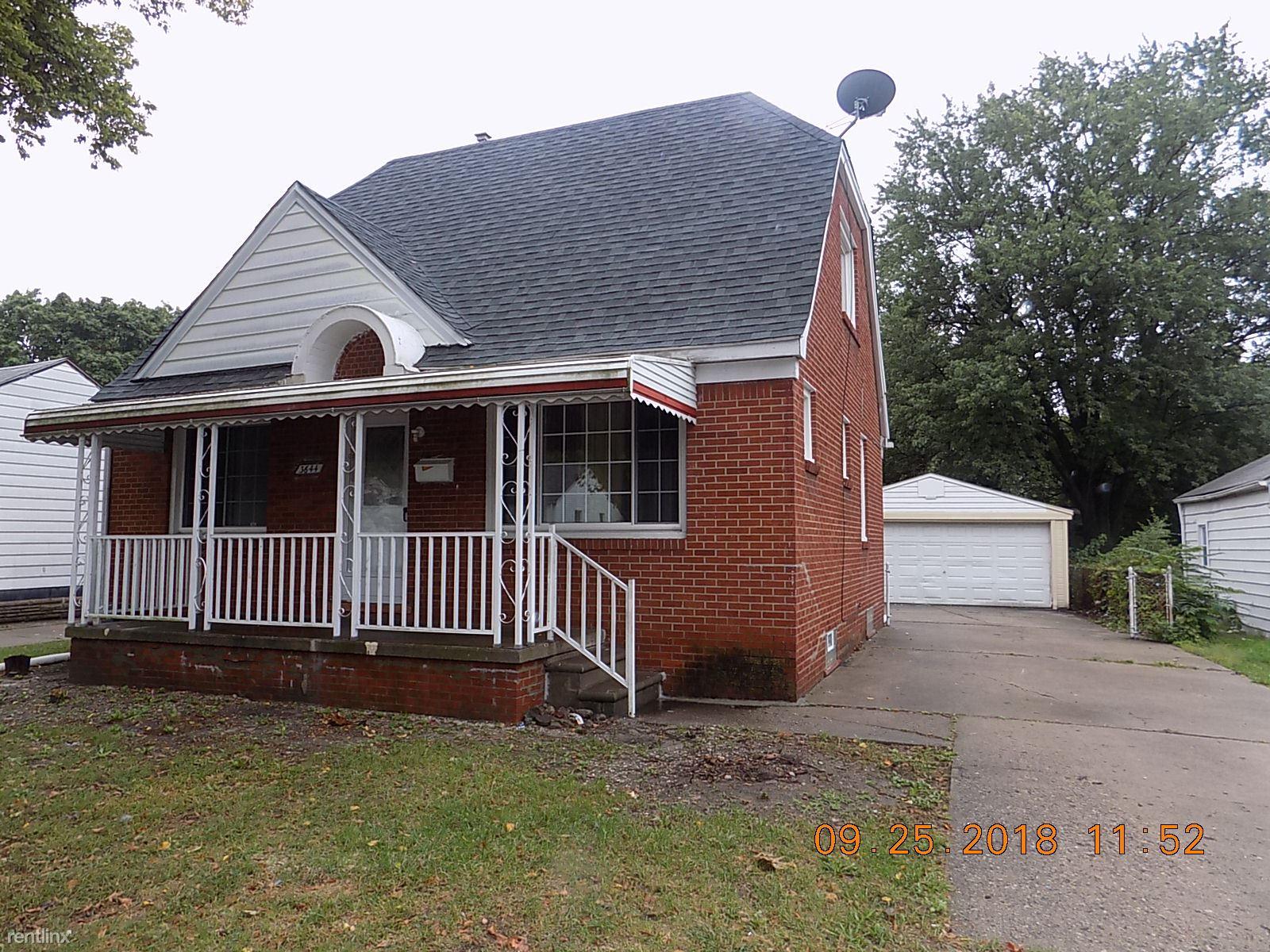 3644 Alvina Ave, Warren, MI - $1,000