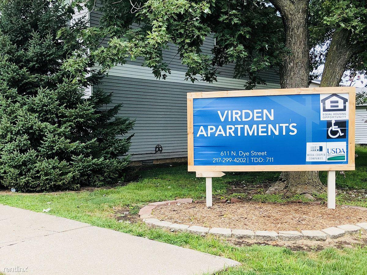 611 N Dye St, Virden, IL - $563 USD/ month