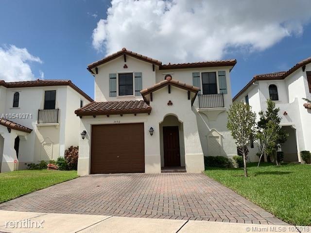 3492 SW 93rd Ave, Pembroke Pines, FL - $2,150