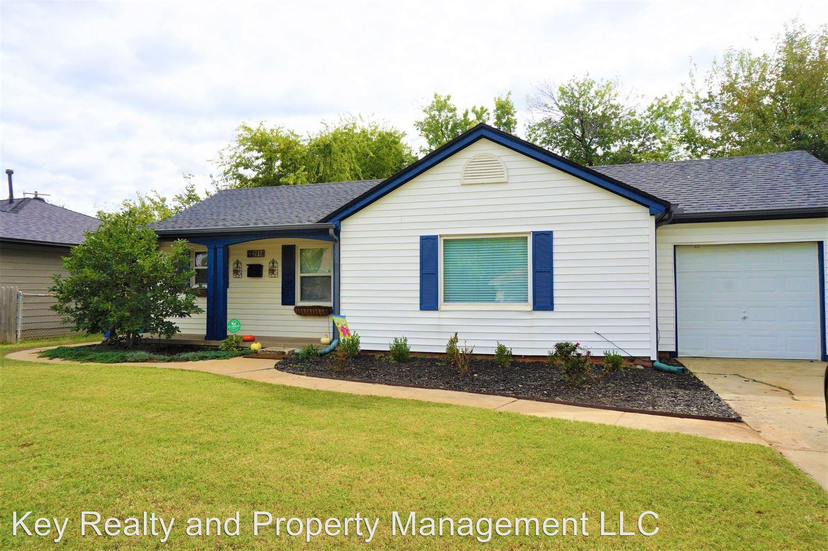 2916 Somerset Pl, Oklahoma City, OK - $2,400