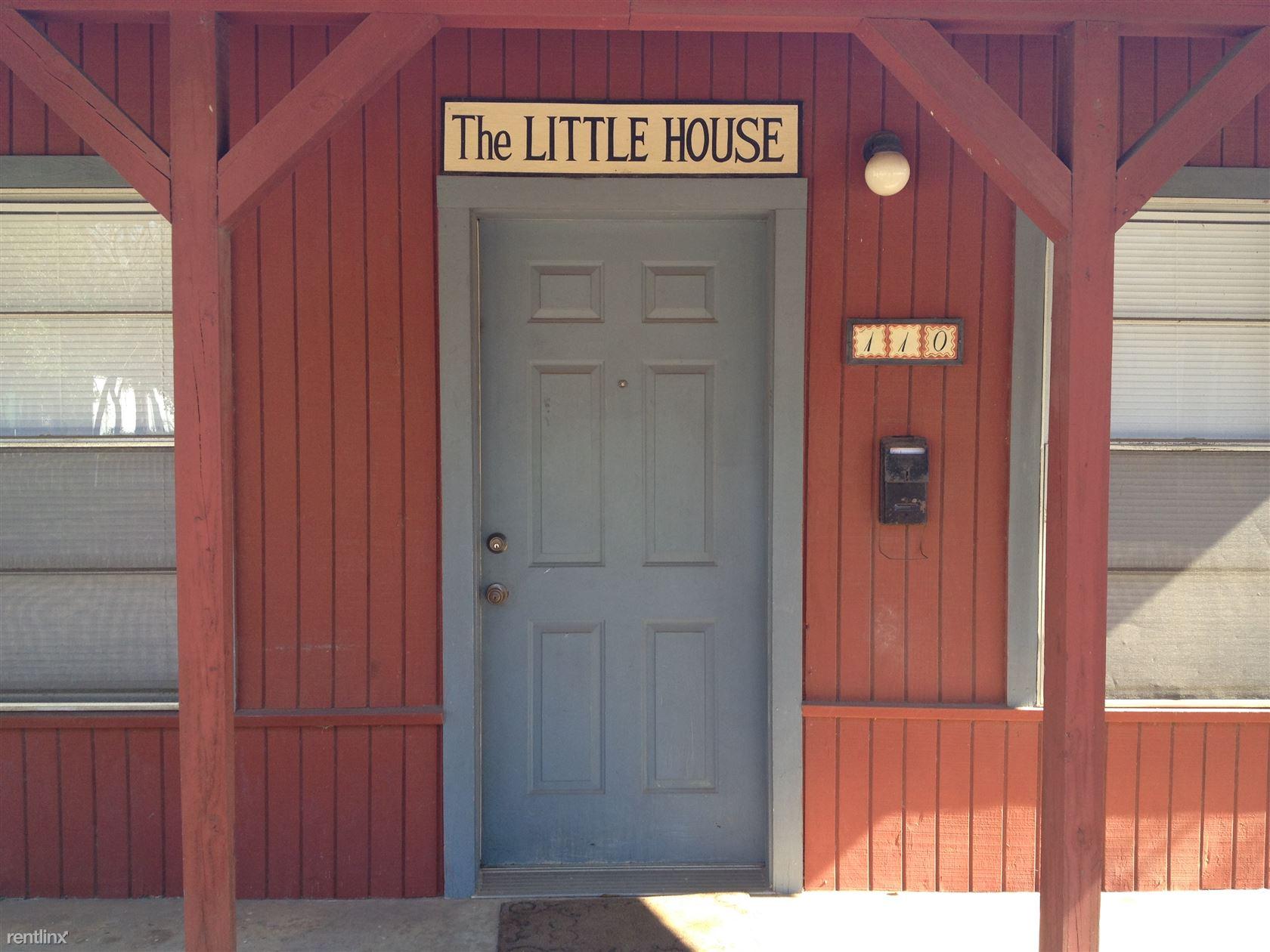 110 N Sanders St, Nacogdoches, TX - $475