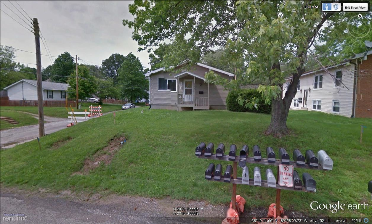 329 M St, Edwardsville, IL - $750