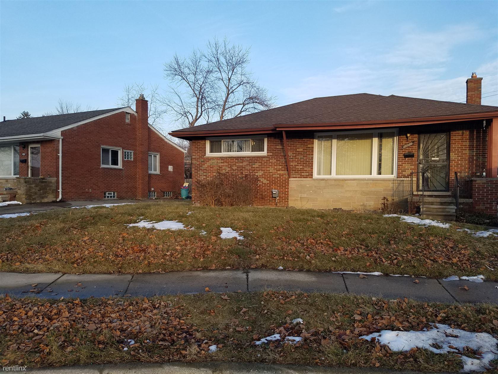 21840 Ridgedale St, Oak Park, MI - $1,500