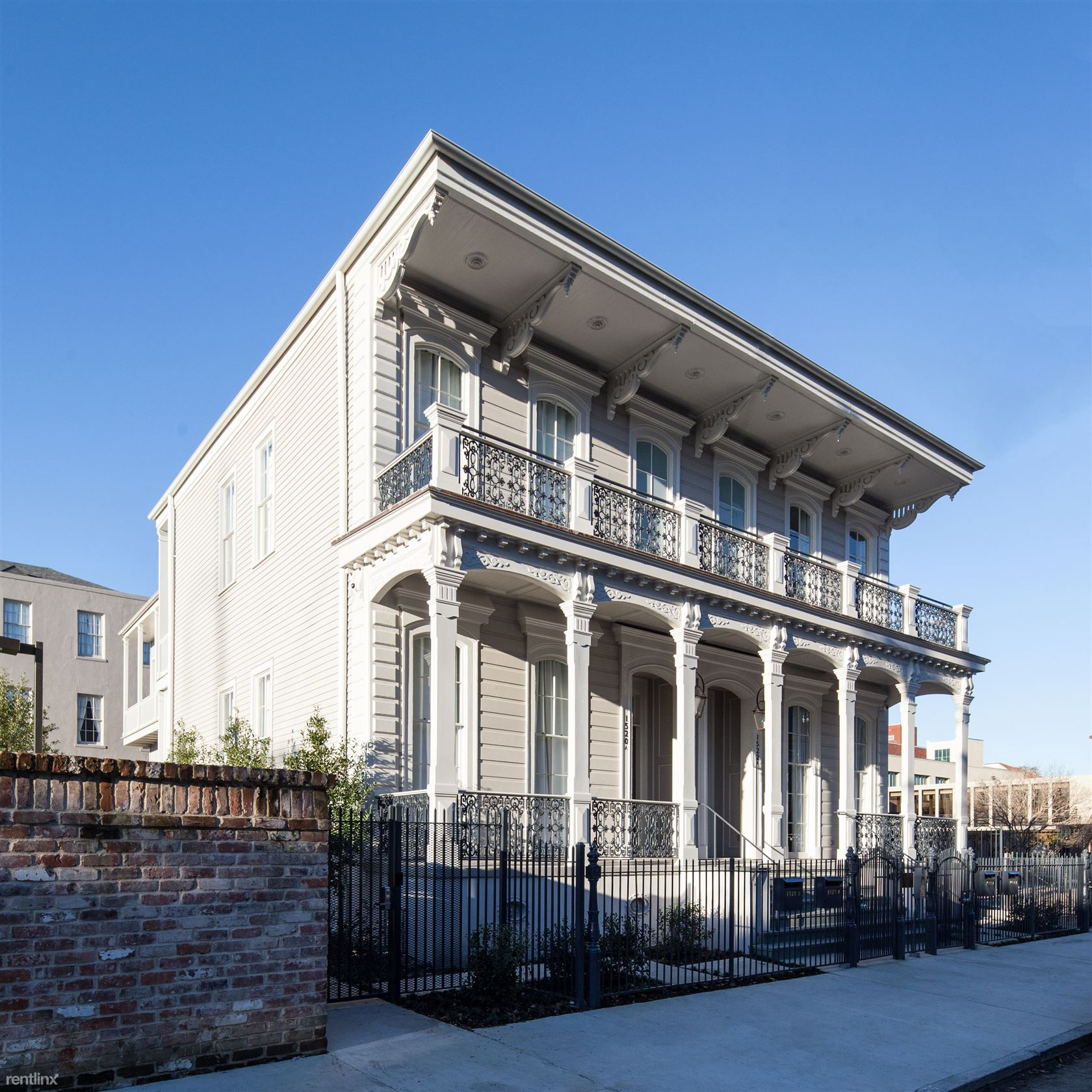 1520-22 Felicity Street, New Orleans, LA - $3,250 USD/ month