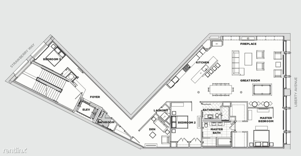 820 Liberty Ave Unit 5, Pittsburgh, PA - $6,750