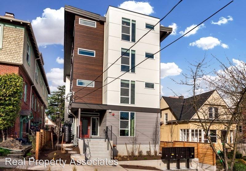 1814 East John St., Seattle, WA - $995
