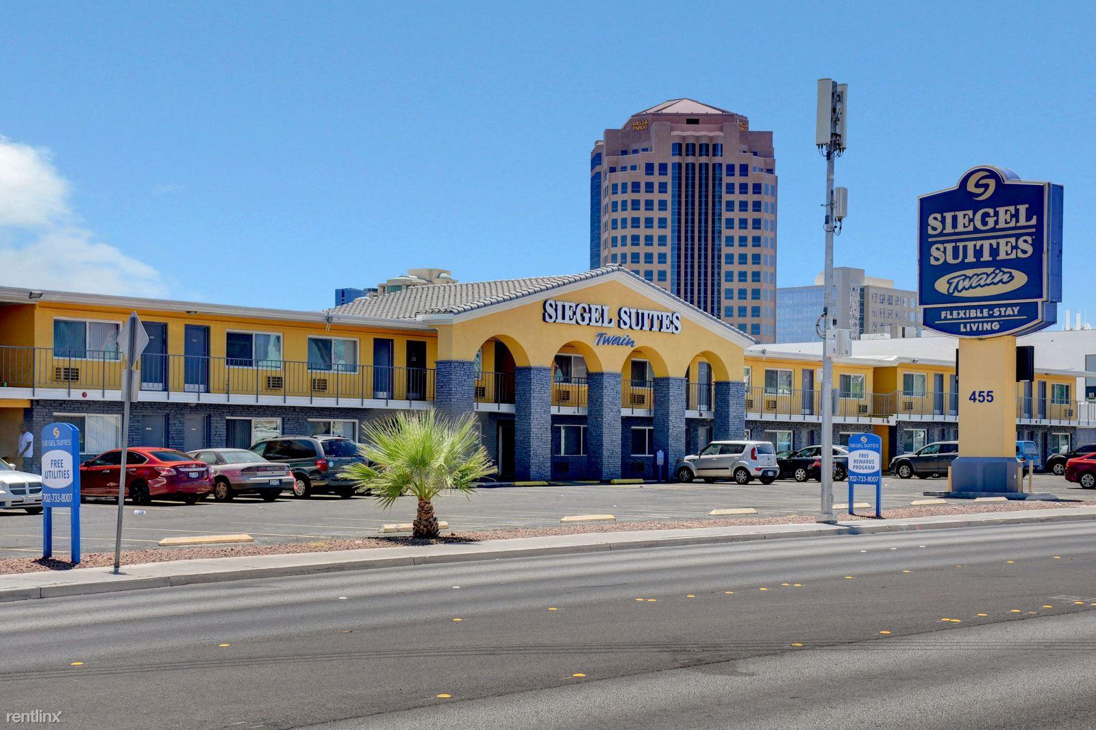 455 E Twain Ave, Las Vegas, NV - $993