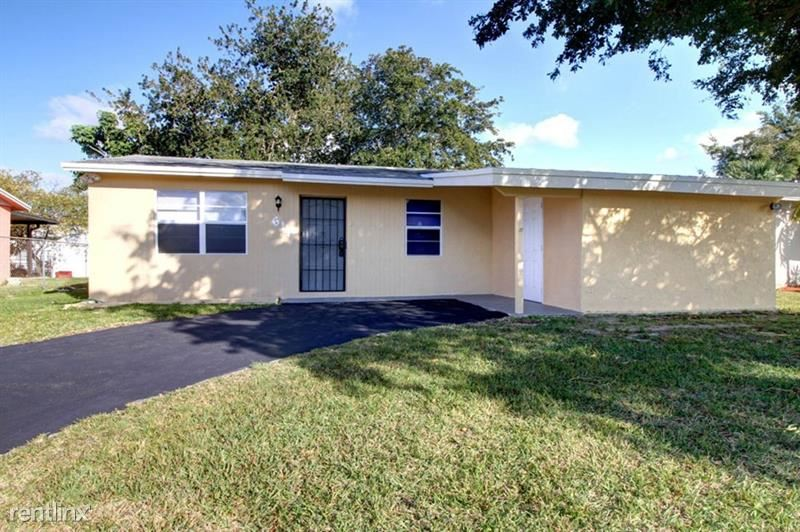 614 SW 79th Ave, North Lauderdale, FL - $1,650