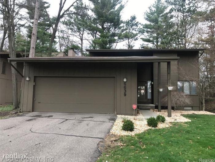 6639 Red Cedar Ln, West Bloomfield, MI - $2,100