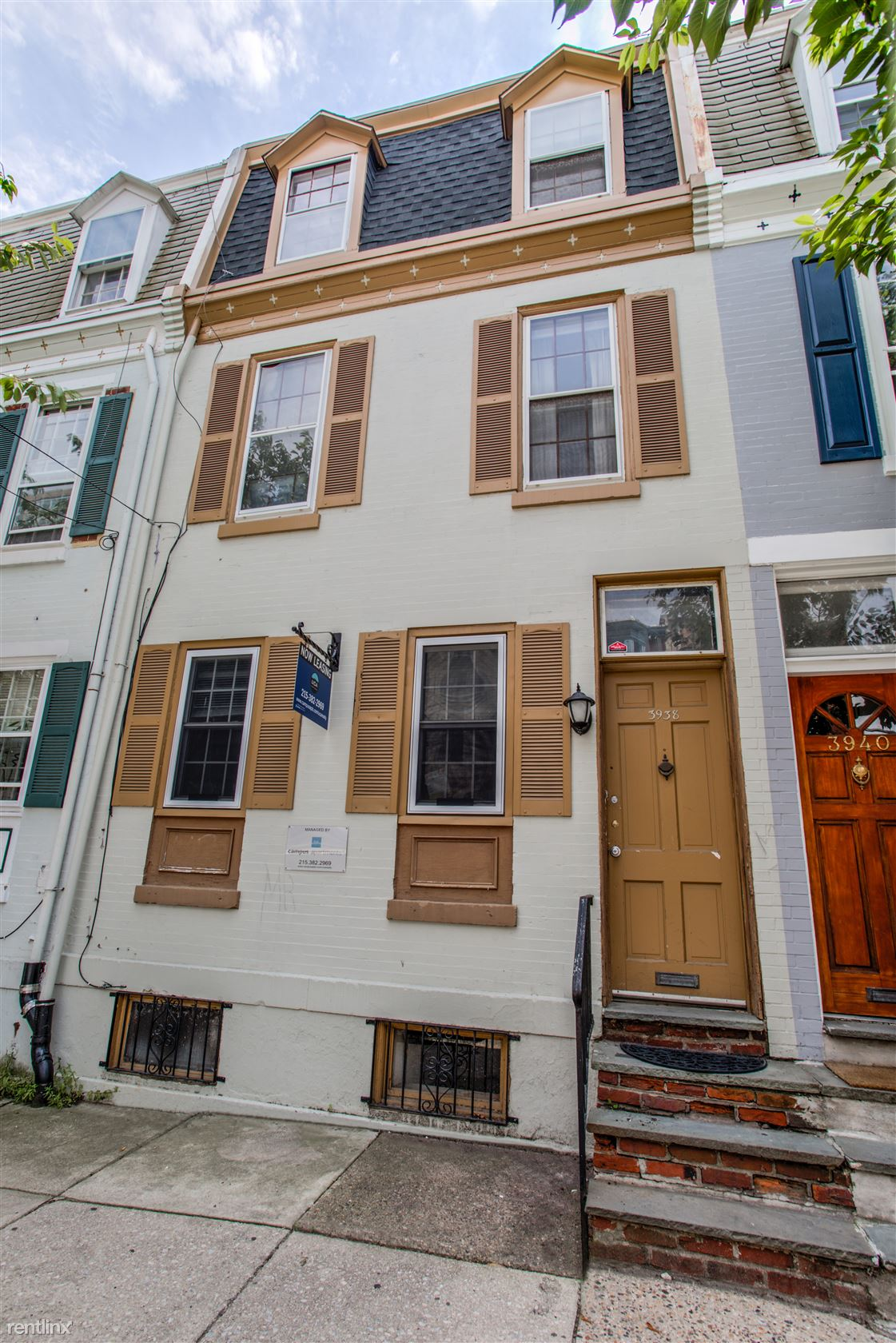 3938 Delancey St, Philadelphia, PA - $4,800 USD/ month