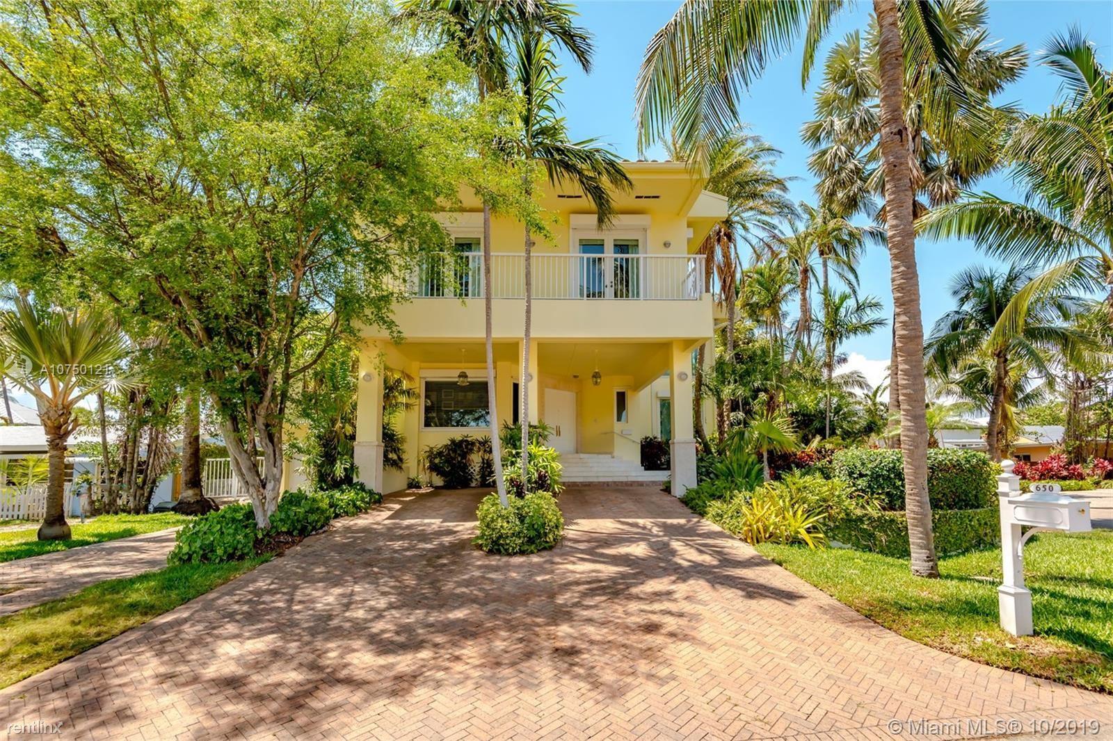 650 Curtiswood Dr, Key Biscayne, FL - $11,500